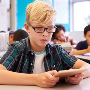 Optometry Services for School-age Children